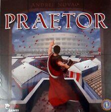Praetor Board Game by Andrei Novac NSKN Spiral Galaxy Passport Games NEW SEALED