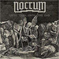 "NOCTUM - Until Then... Until The End  (7"" EP - BLACK) EP"