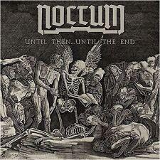 """NOCTUM - Until Then... Until The End  (7""""EP - BLACK) EP"""