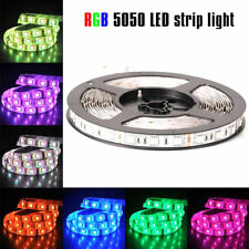 econoled 12 V flexible SMD 5050 RGB LED Tira de Luces, cinta, Multi-Colors,New