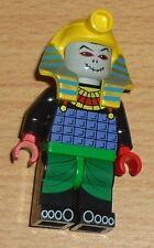 Lego Adventure 1 Pharao mit Haube (bedruckt)