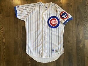 Vintage Russell Authentic GREG MADDUX #31 Chicago Cubs Jersey Size 40 Medium M
