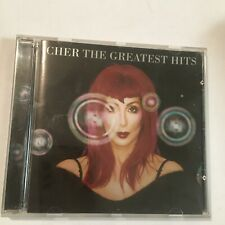 CHER THE GREATEST HITS - CD - VGC - 19 TRACKS - FREE POST