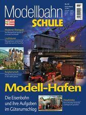 MEB modelo ferroviario escuela 32-modelo de puerto