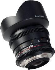 Samyang 14mm T3.1 Ed as If UMC VDSLR Lens Nikon Ca2496