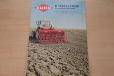 162913) Kuhn Kreiselegge HR 250 SI 300 SI Prospekt 198?
