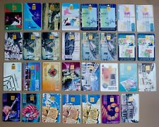 Lot of 50 Hungarian Chip phonecards