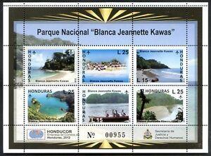 HONDURAS - KAEAS PARK, Souvenir Sheet, MNH, VF