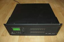 Crestron DM-MD8x8-RPS DigitalMedia Switch Matrix 4x DMC-HD 4x DMC-C 2x DMCO-53