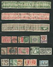 Southern Rhodesia: + other lot of accumulation of stamps + other used...RH23