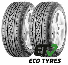 2X Tyres 205 55 R16 91V Continental contiPremiumcontact SSR RFT F C 68dB