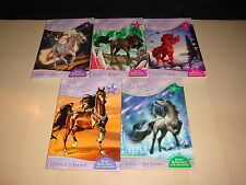 5 Bella Star Series Book Lot Felicity Brown Horses 1 3 5 10 & 11