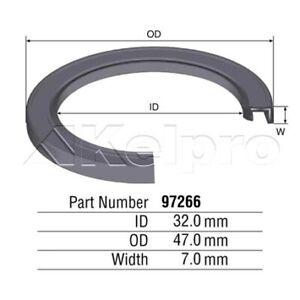 Kelpro Oil Seal 97266 fits Volkswagen Passat 1.5 D (32) 37kw