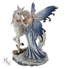 NEMESIS NOW NEM3412 COMFORT FAIRY ANGEL 21.5CM FIGURINE UNICORN FANTASY STATUE