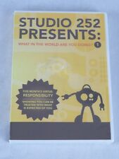 Studio 252 Presents What In The World Are You Doing DVD Responsibility Christian