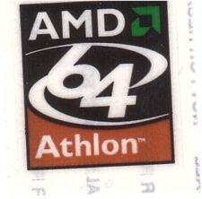 AMD Athlon 64 klein Aufkleber Sticker Case Badge