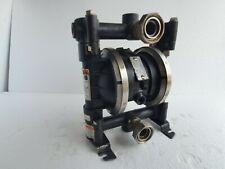 """Graco D53311 Husky 716 Diaphragm Pump 3/4"""" AODD Pump  Aluminium #1"""