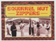 SQUIRREL NUT ZIPPERS...HOT Album Tower Records Go Card Rack Postcard 1996 RARE