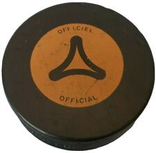 OFFICIEL OFFICIAL HOCKEY  PUCK VINTAGE RARE made in 🇨🇿