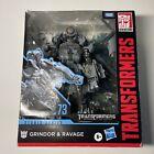 Transformers Studio Series Leader DECEPTICON GRINDOR BLACKOUT RAVAGE