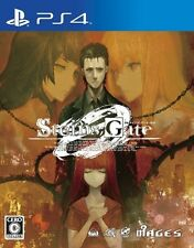 USED PS4 STEINS;GATE 0 ZERO 5pb. Games