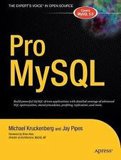 Pro MySql (The Expert's Voice in Open Source)-ExLibrary