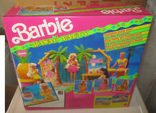 Barbie Hawaii Hawaiian Party Time Mattel 7163 Fondo Di Magazzino Prepara Granite
