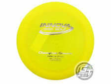 New Innova Champion Groove 175g Yellow Silver Foil Distance Driver Golf Disc