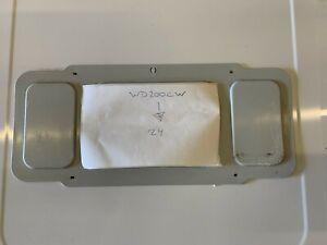 WD200CW-24 LG WD200CW SideKick 1.0cu ft Pedestal Washer -White