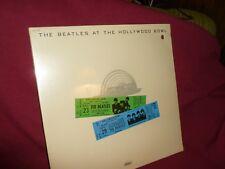 Beatles At The Hollywood Bowl SEALED US VINYL LP