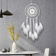 Home Decor Dream Catcher Knitted Cotton Handmade feather Fantasy Dreamcatcher I