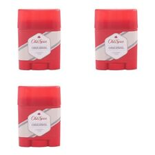 3 x 50 ml  Old Spice Original Deodorant Deo Sticks Roll On Anti-Perspirant