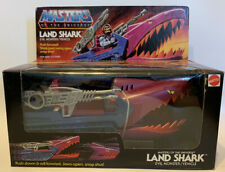 1984 Masters of the Universe Skeletor Land Shark Vehicle NEW SEALED IN BOX MOTU