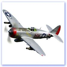 Arrows Hobby P-47 Thunderbolt with Retracts PNP (ARR001P)