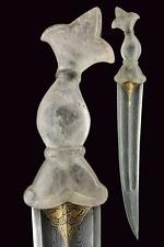 Impressive Early 19th C. Indo/Persian Jambyia Dagger.