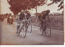 photo presse cyclisme ROLLAND BLOMME et MAGNI TOUR DE FRANCE 1950