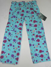 Ride Dart Ski Pants Girls Snowboard Waterproof Insulated Junior M Womens XS