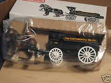 1990 Ertl (Conoco)Horse & Tankwagon Die-Cast Bank