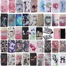 For iPhone X 6/7/8 Plus Flip Wallet Leather Magnetic Stand ID Card Case Cover