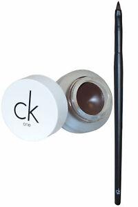 CKOne Calvin Klein Eyeliner Gel with Brush 2.8g Double Espresso #700