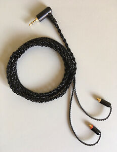NOBUNAGA Labs TR-BPC2 2.5mm Balanced MMCX Litz Earphone Cable Upgrade RRP £129