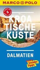 MARCO POLO Reiseführer Kroatische Küste Dalmatien UNBENUTZT statt 12.99 statt 12