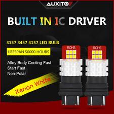 Stable 3157 3457 4157NA LED backup reverse light Bulb 12-Chip For Ford Truck c1
