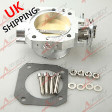 BILLET THROTTLE BODY 70MM FOR HONDA CIVIC SI CRX INTEGRA GSR DIRECT FIT UK
