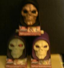 Mega Construx Masters of the Universe Skeletor Skull Set Of 3 Trap Jaw He Man