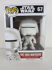 First Order Snowtrooper #67 [The Force Awakens] POP! Vinyl Figure [FUNKO]