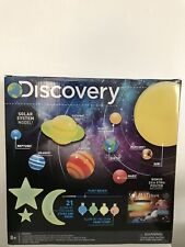 Solar System Discovery Kids 30 Piece Model Set Science & Learning