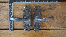 LH40 Old Original Reclaimed Cast Iron Lever Door Handles