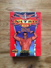 WCW Nitro Trading Card Game Two-Player Starter Set Sealed