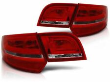LED FEUX ARRIERE LDAUA7 AUDI A3 8P 2004-2008 SPORTBACK RED WHITE LED
